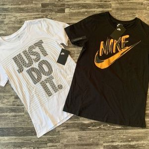 Nike Athletic Logo Shirt Bundle